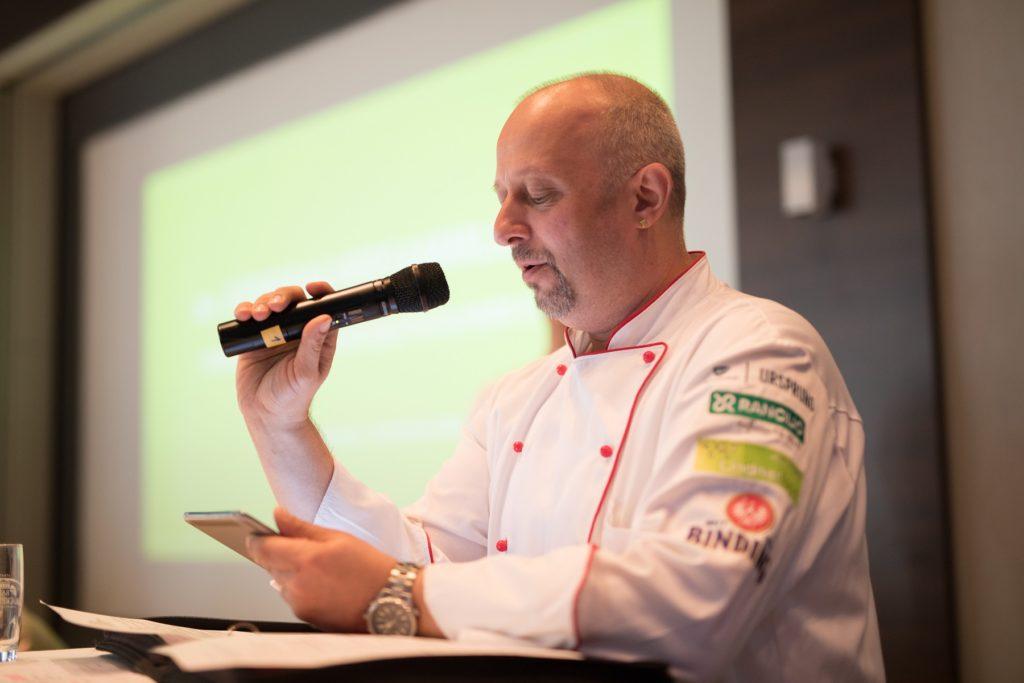 Marco Linnewedel ist 1. Vorsitzender des Zweigvereins Frankfurt. Foto: Ingo Hilger/VKD