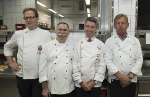 Der Zweigverein ist auch bei Nachwuchs-Wettbewerben aktiv. Foto: Verein der Köche Frankfurt am Main e. V.