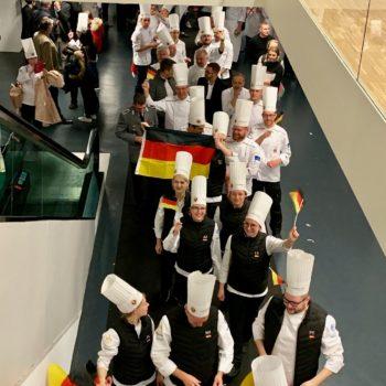 Team Germany beim Einmarsch der Nationen. Foto: VKD