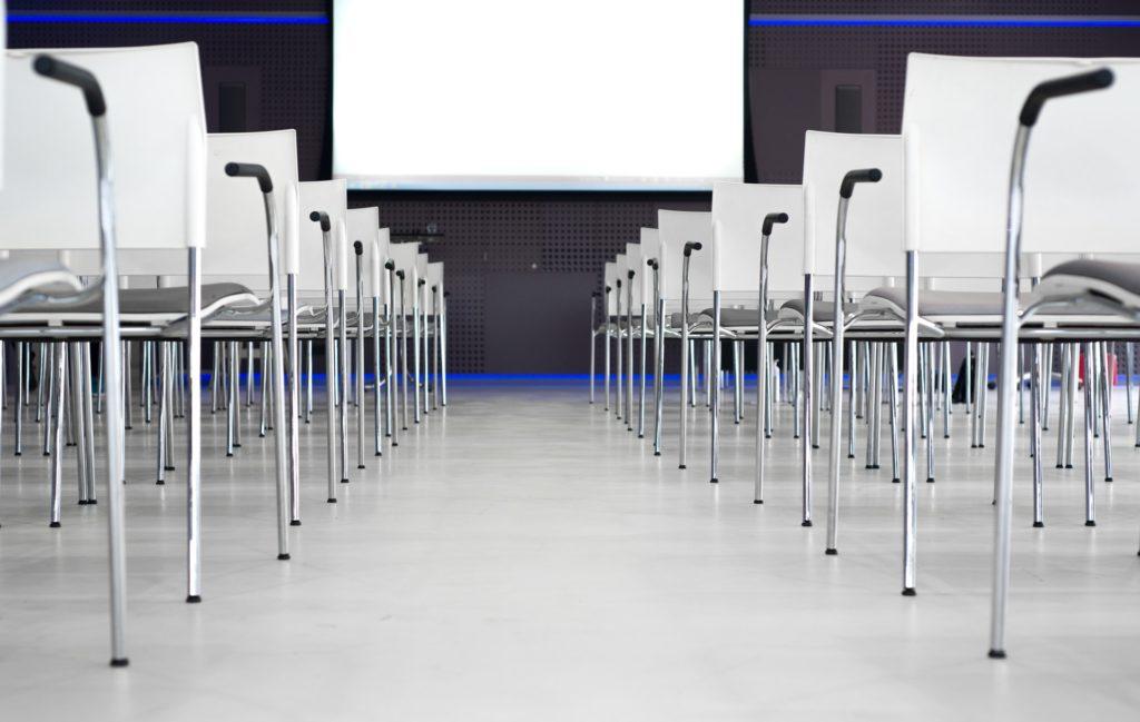 Berufsschullehrer treffen sich zur Konferenz