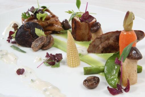 Mehr Gemüse, weniger Fleisch und Fisch