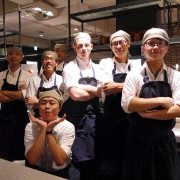 Das junge Team im Mume. Foto: Privat