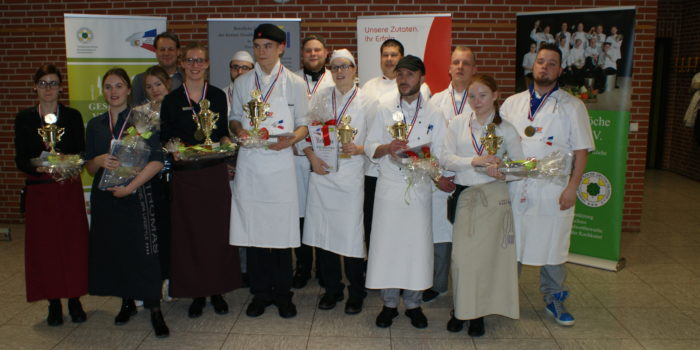 Doppelsieg beim Kampf um den Willi-Bast-Pokal