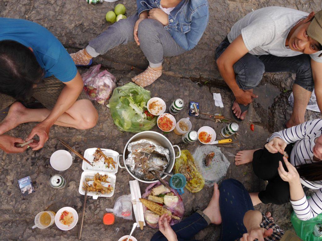 """Vietnam – """"hier essen sie alles"""""""