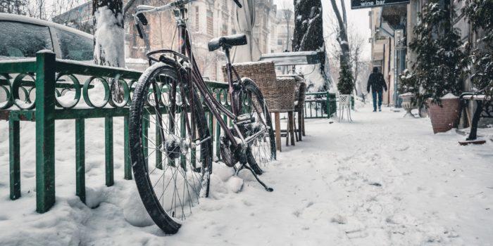 Bei Schnee herrscht Räum- und Streupflicht
