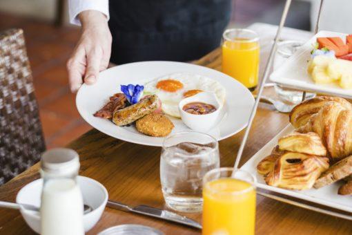 Das Frühstücksbuffet – neu inszeniert