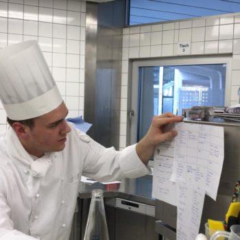 Der Rudolf Achenbach Preis gilt als eine sehr gute Vorbereitung auf die praktische Abschlussprüfung, denn die Auszubildenden arbeiten unter realen Bedingungen. Foto: LV Berlin-Brandenburg