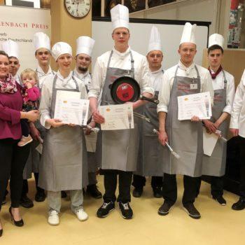 Acht Teilnehmer haben in Niedersachsen um den Einzug ins Finale des Rudolf Achenbach Preis gekämpft. Foto: LV Niedersachsen