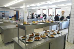 Technik vom Feinsten: die Lehrküche in Viechtach. Foto: HBS Viechtach