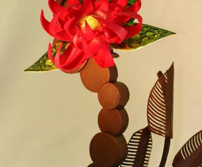 Schokolade-Fortgeschrittene: Schaustücke, Techniken