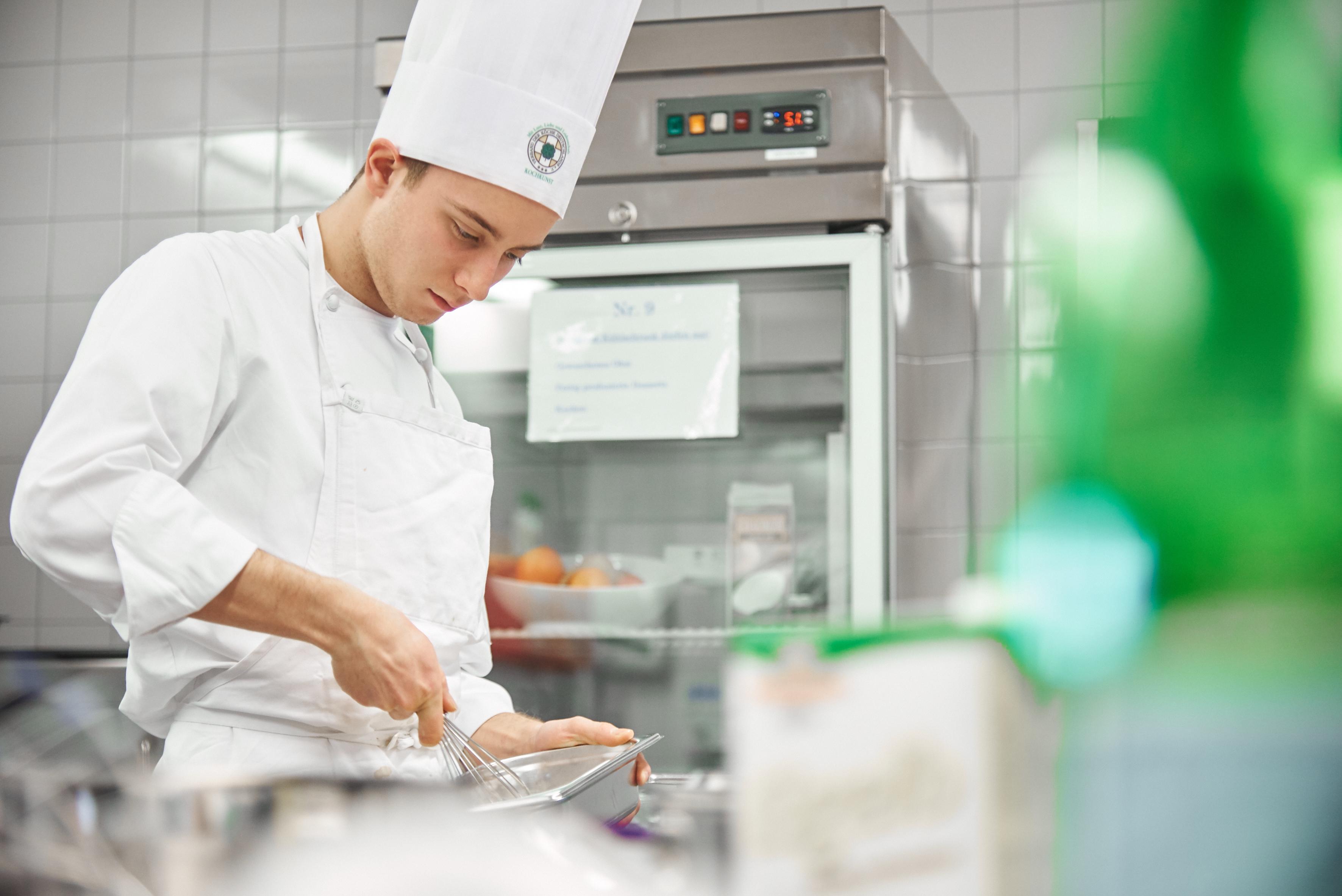 Prübungsvorbereitung für die Abschlussprüfung Koch/Köchin