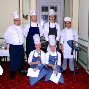 Nachwuchs im Fokus: Die angehenden Köchinnen und Köche in Schwerin bekommen viel Aufmerksamkeit. Foto: Verein Schweriner Köche e.V.
