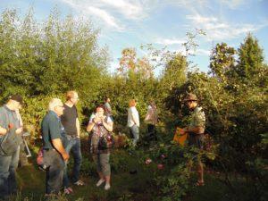 Ob Besuch beim Bio-Bauern oder Produktvorführungen: Ausflüge müssen sein! Foto: Verein Schweriner Köche e.V.