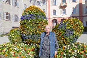 Der Vorsitzende der Südpfälzer Köche Fritz Lindemann. Foto: Club der Köche Südpfalz e.V.