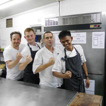 Das Team des Bo.Ian. Foto: privat