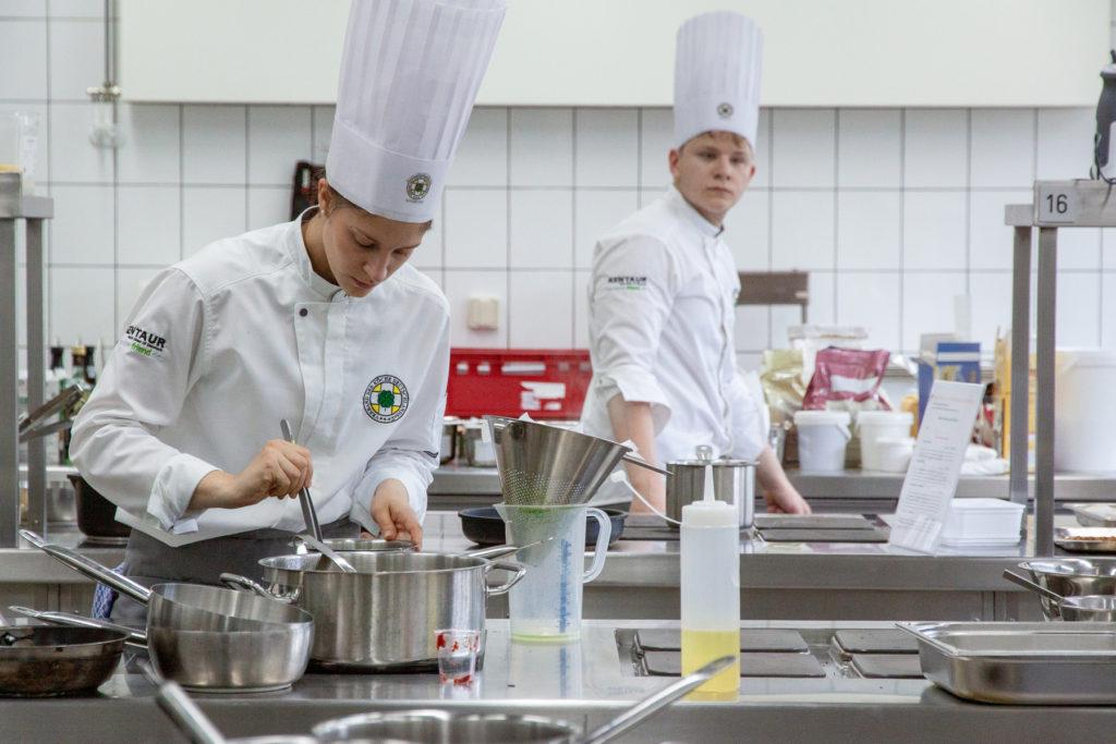 Gegen andere kochen: ein Gewinn für alle