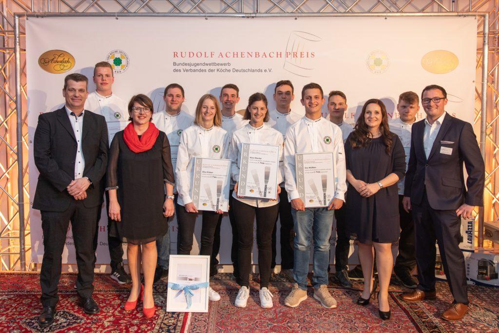 Anna Stocker gewinnt Rudolf Achenbach Preis 2019