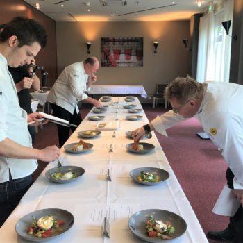 Daniele Tortomasi, Roland Kestel und Tom Rösgen bilden den zweiten Teil der Jury. Foto: VKD