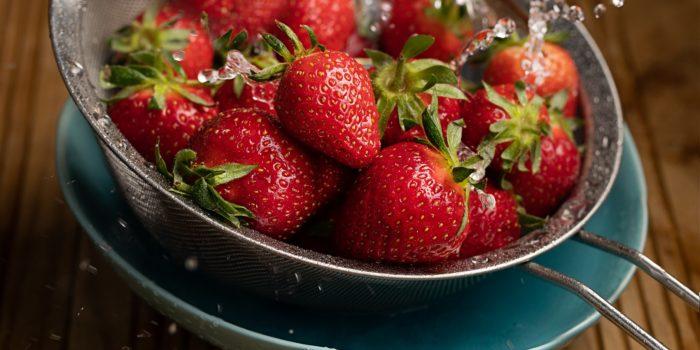 Erdbeeren in 6 Fakten