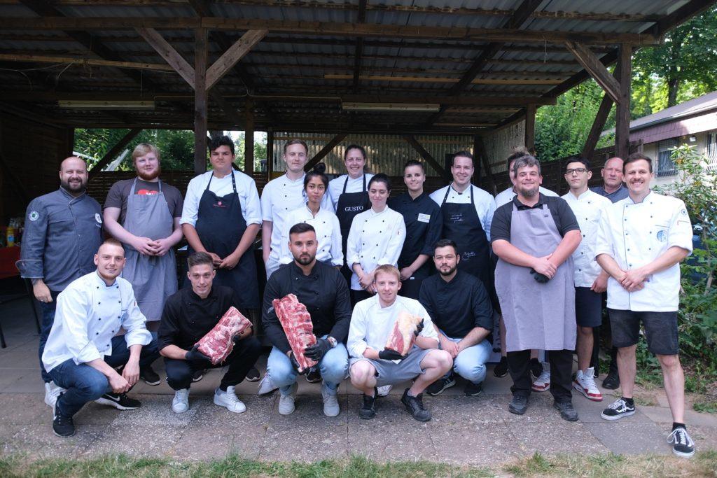 Auch im nächsten Jahr soll das Jugendcamp wieder hessische Köche-Azubis begeistern. Foto: Koch Club Kassel e. V.