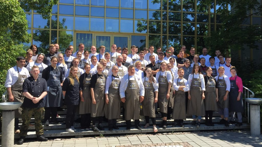 Jugendcamp Bayern rockt Regenstauf