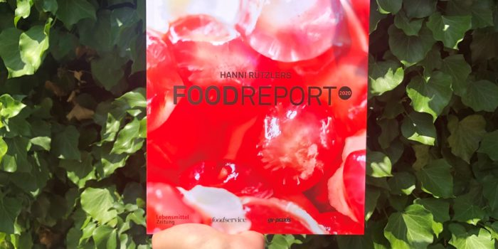 Food Report 2020: Snacking, Eating Art und weniger Plastik