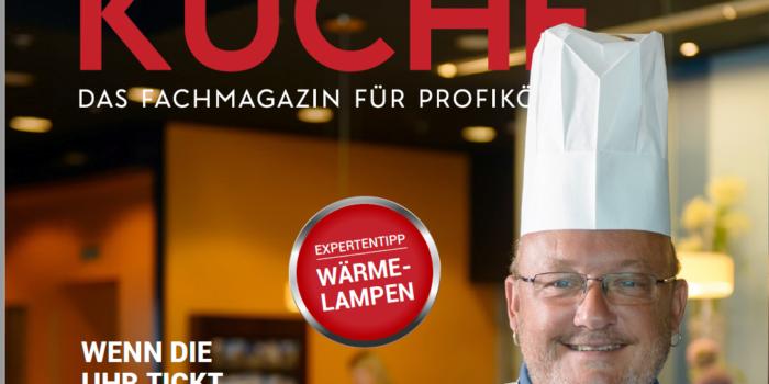 """""""Die Zeit tickt"""" in KÜCHE 7/8"""
