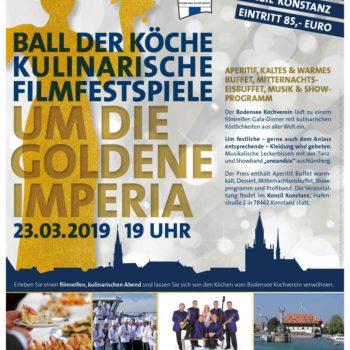 Das Jubiläum von 2018 wurde auch beim diesjährigen Frühlingsfest gefeiert. Foto: Bodensee-Kochverein Club der Köche e. V