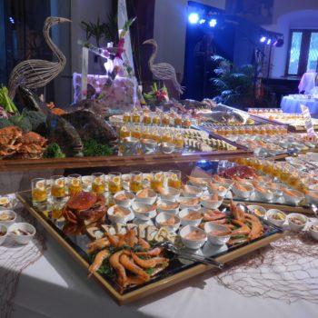 Feiern mit Anspruch: kulinarische Highlights für Kollegen. Foto: Bodensee-Kochverein Club der Köche e. V