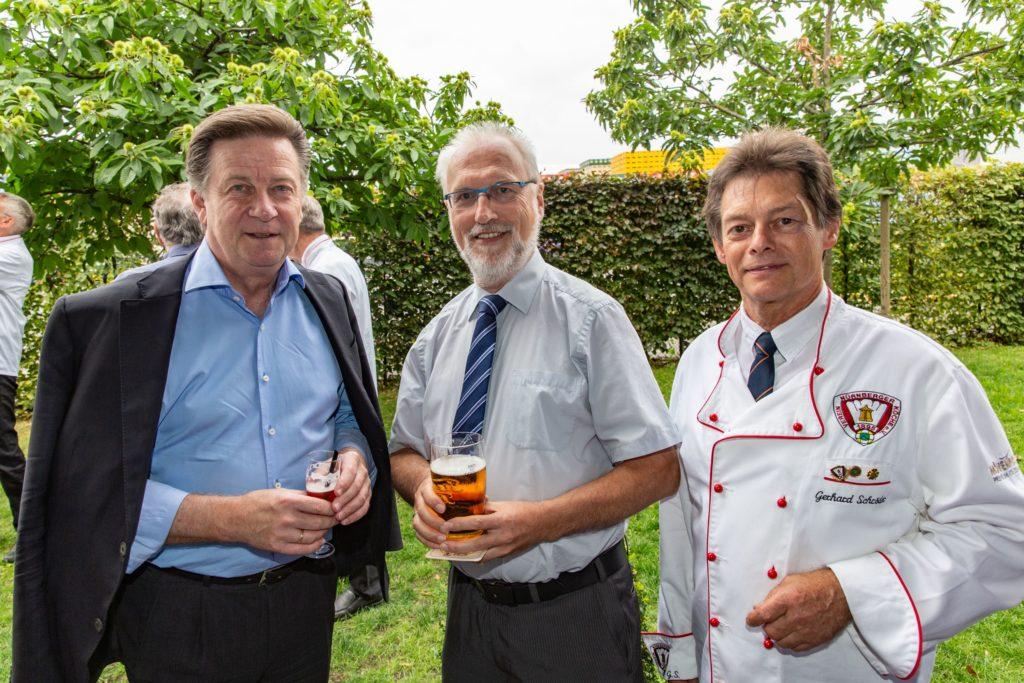 Nürnberger Köche feiern Bierfest