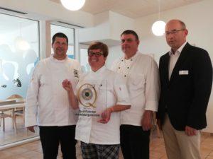 Eine Auszeichnung erhielt auch die Diako Service Nordfriesland GmbH in Berklum. Foto: VKD