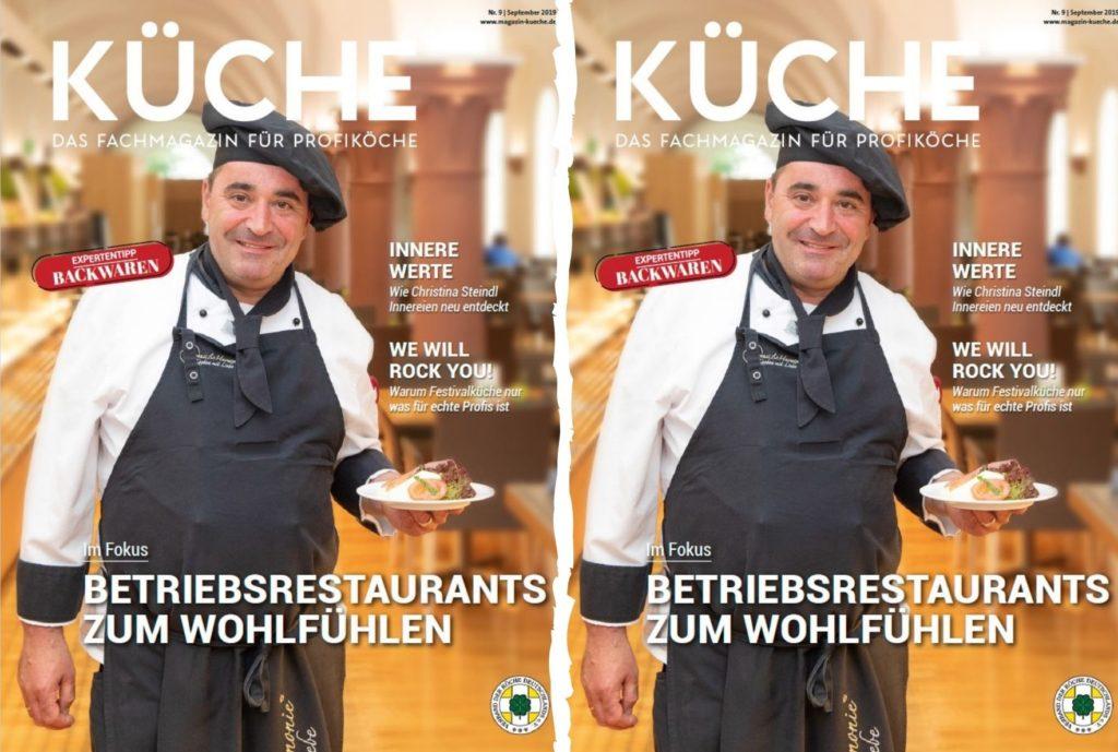 KÜCHE 9: Blick in die Festivalküche