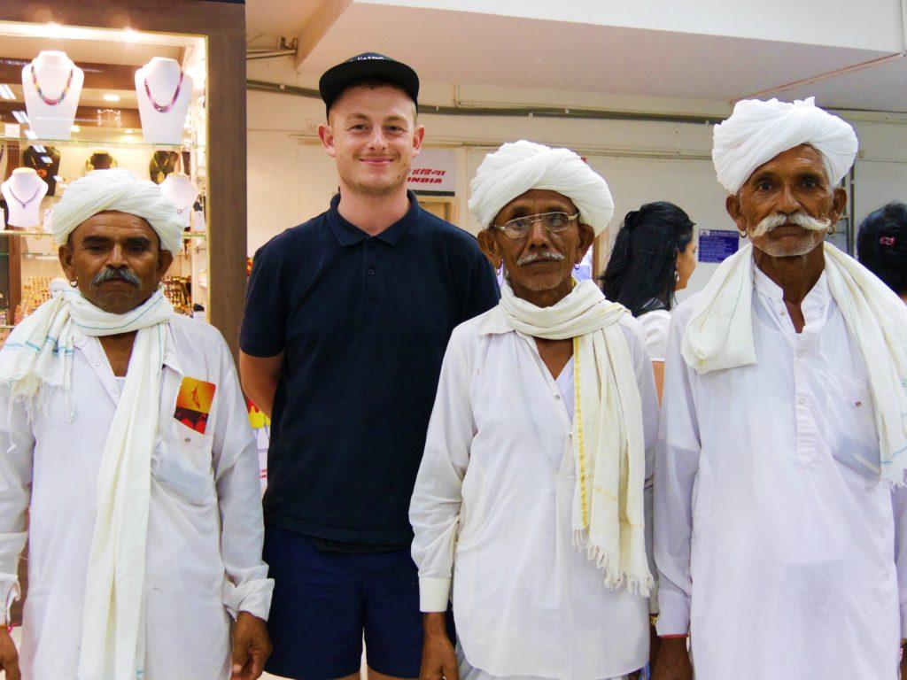 Indien: Ach du heilige Kuh!