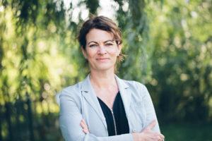 Referentin Hanni Rützler. Foto: Nicole Heilig