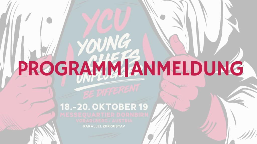 YCU- Programm 2019 und Anmeldung
