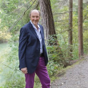Prof. Dr. Florian Überall. Foto: Melitta Abber