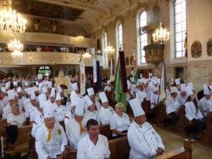 Volles Haus in Scheidegg: Mehr als 200 Köche kamen zum Laurentiustag in die Gemeinde. Foto: Landesverband Baden-Württemberg