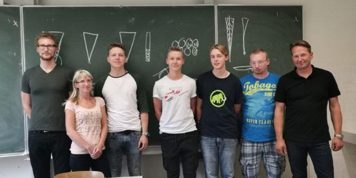 Messerwetzen im Münsterland