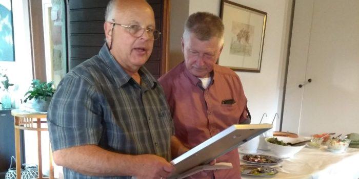 Südpfälzer Köche feiern Grillfest