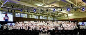 Rund 500 Jungköchinnen und -köche waren bei Young Chefs Unplugged 2019 dabei. Foto: Michael Gunz