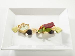 Dessert Eliane Gantenbein. Foto: HUG