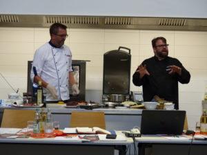 Informatives Extra: Das Unternehmen Rational war mit Praxis-Workshops bei der Tagung vertreten. Foto: LV Baden-Württemberg