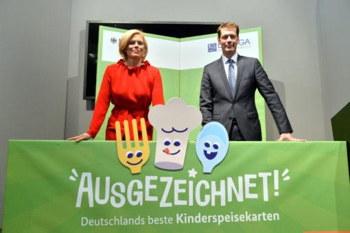 Deutschlands beste Kinderspeisekarten gesucht