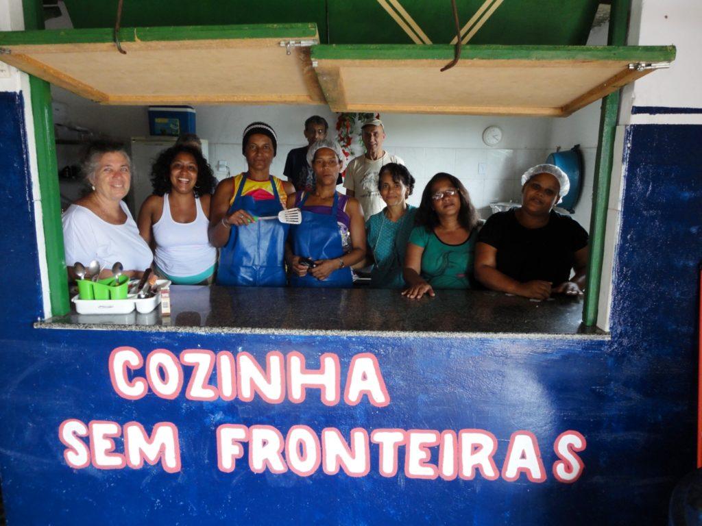 Küche ohne Grenzen – Freiwilligenarbeit weltweit