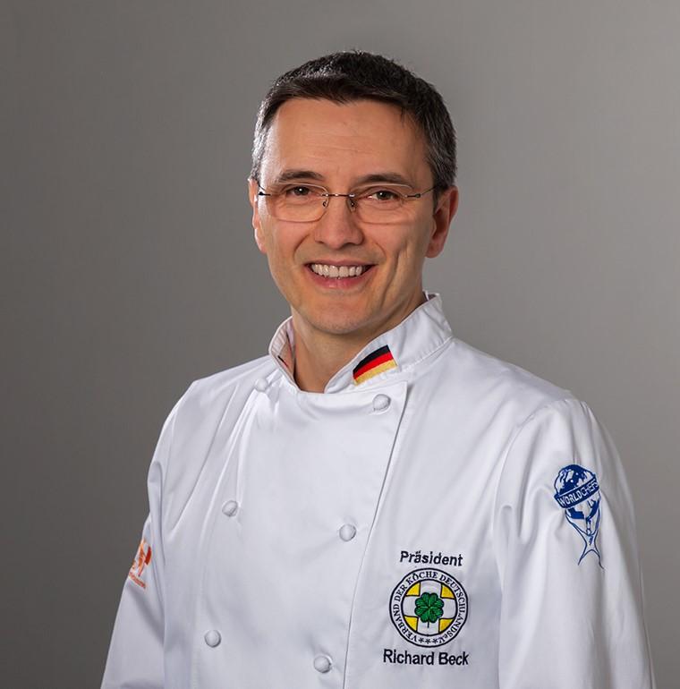 Richard Beck, VKD-Präsident Foto: VKD