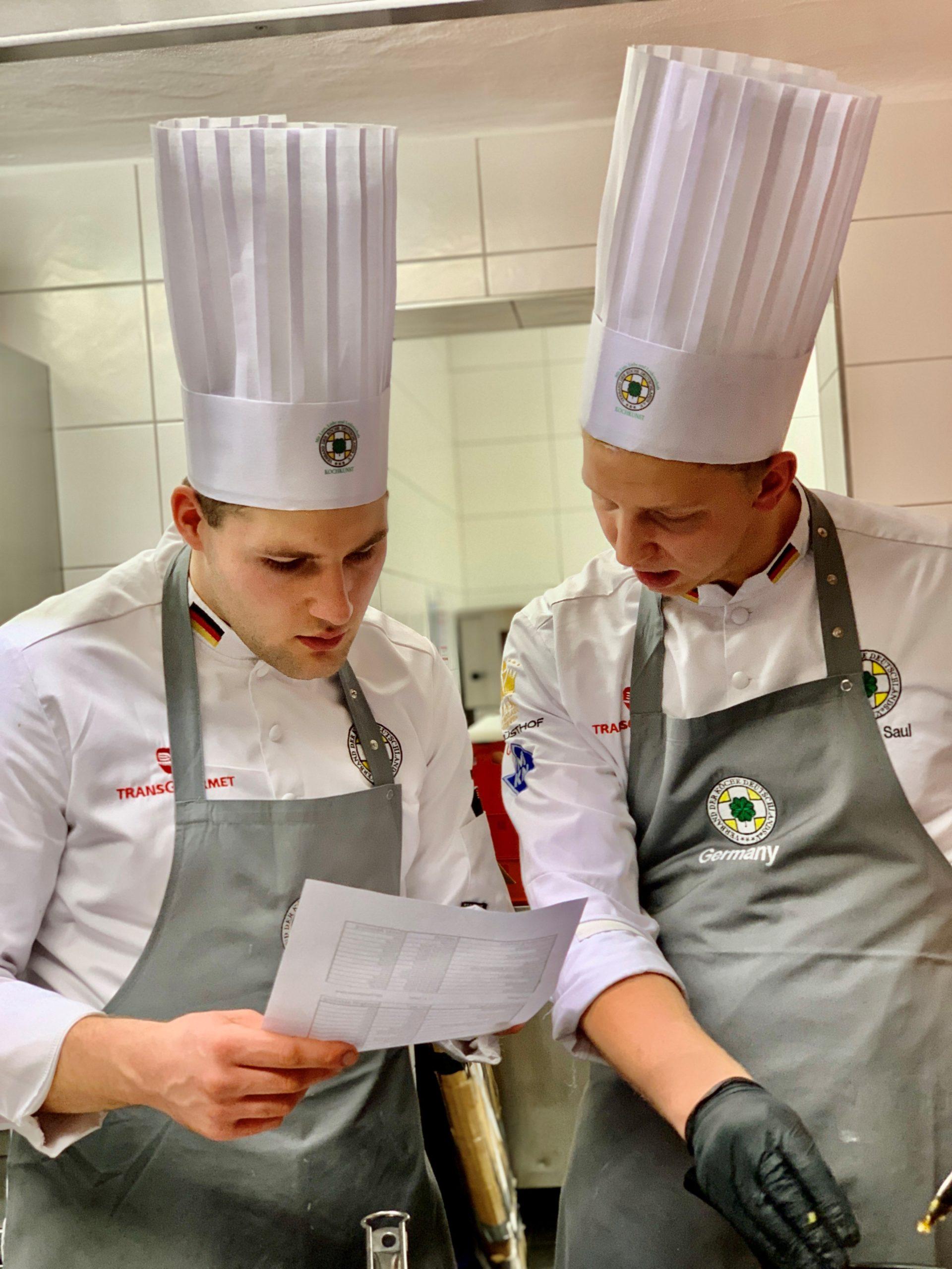 """Die Generalprobe des Junior-Teams fand am 20. Januar in """"Widmann's Löwen"""" in Königsbrunn-Zaun mit ausgewählten Gästen statt. Foto: VKD"""