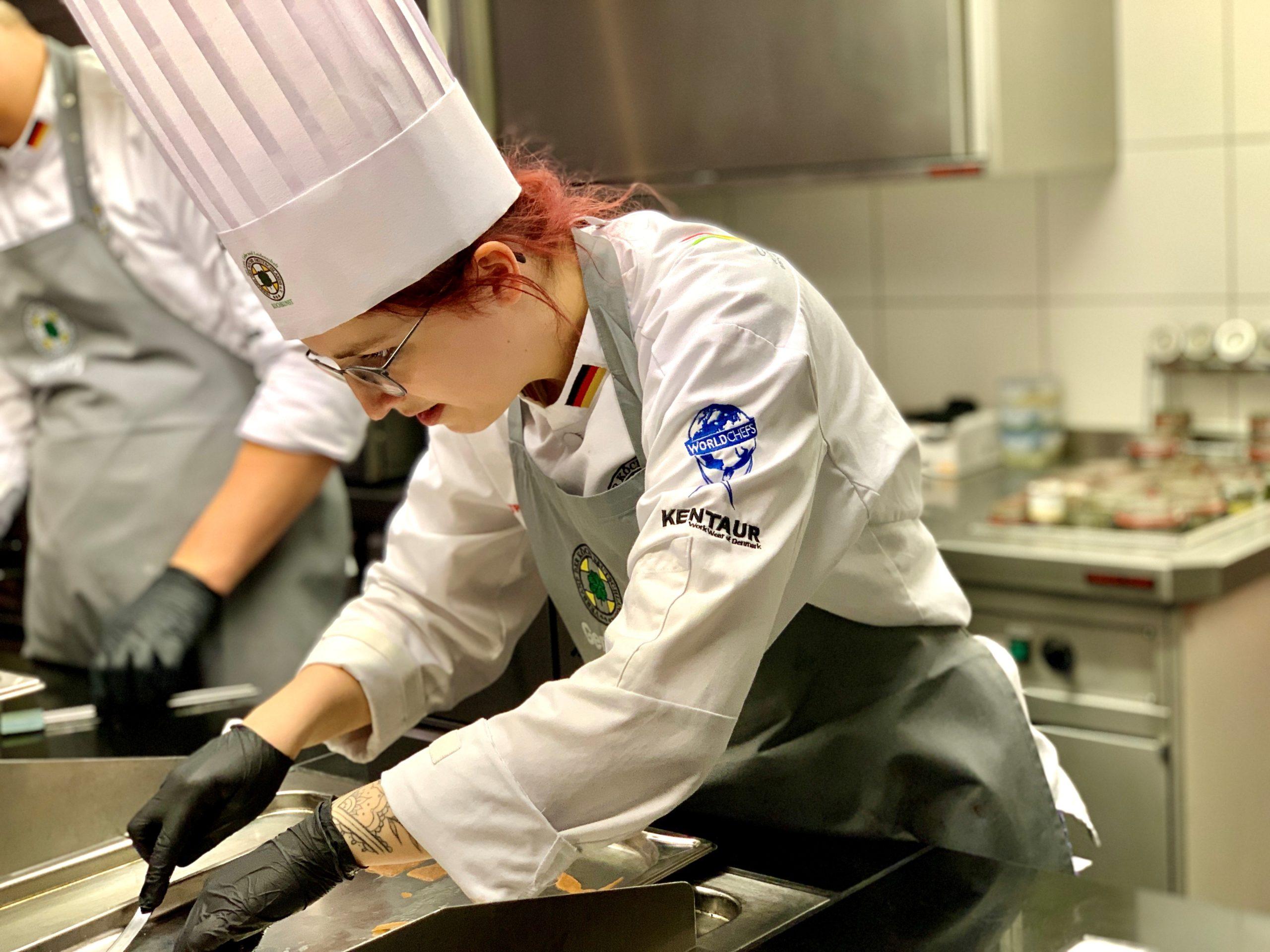 Bei den deutschen Köche-Nationalmannschaften steigt die Vorfreude und Spannung auf die IKA/Olympiade der Köche. Foto: VKD