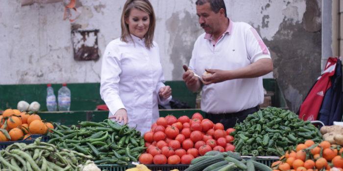 Tunesien:  Von Couscous-Tagen, der würzigen Schärfe Harissas und kunstvollen Süßspeisen