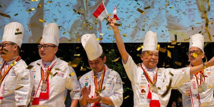 Aus dem Präsidium: Große Kochkunst aus Tradition und Leidenschaft