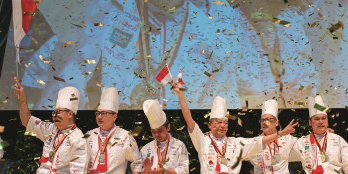 Mit dabei und mittendrin – IKA/Olympiade der Köche